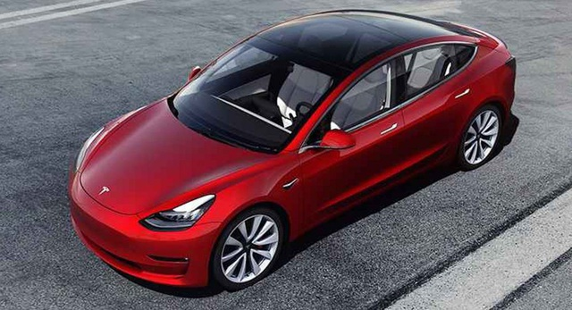 Sau 2 năm ra mắt lấy tiếng, Tesla mới đủng đỉnh sản xuất mẫu Model 3 giá rẻ - 1