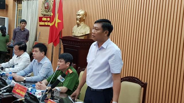 Ông Đỗ Anh Tuấn – Chủ tịch UBND quận Tây Hồ