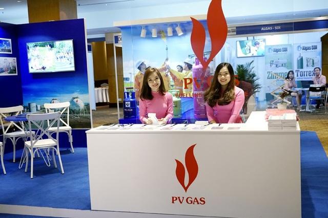 Gian triển lãm của PV GAS trong khuôn khổ Diễn đàn ASEAN LPG 2018