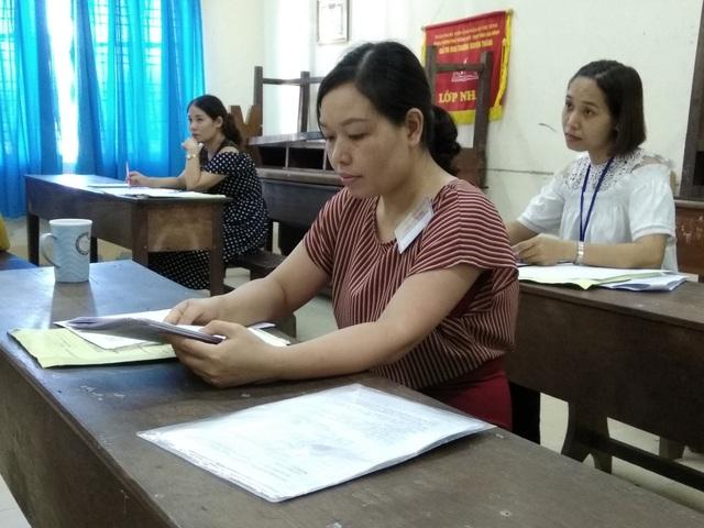 Theo ông Nguyễn Đình Vĩnh, Giám đốc Sở GD&ĐT Đà Nẵng, chấm thi trắc nghiệm đưa về các cụm chấm tập trung, chấm chéo sẽ không gây khó khăn gì. (Ảnh: Mỹ Hà)