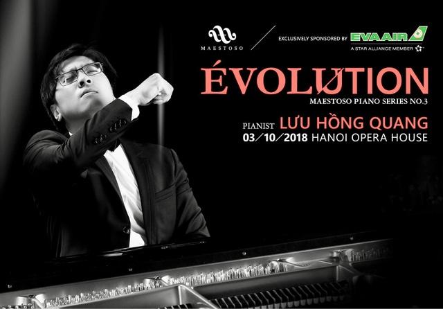 Nghệ sĩ piano Lưu Hồng Quang trở lại Việt Nam sau 2 năm vắng bóng - 2