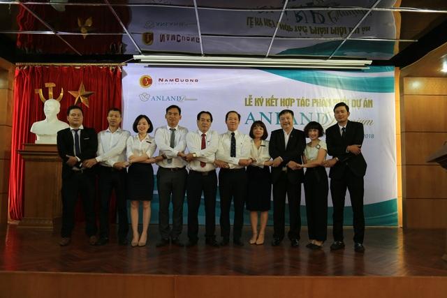 Ký kết hợp đồng đại lý phân phối dự án Anland Premium - 1
