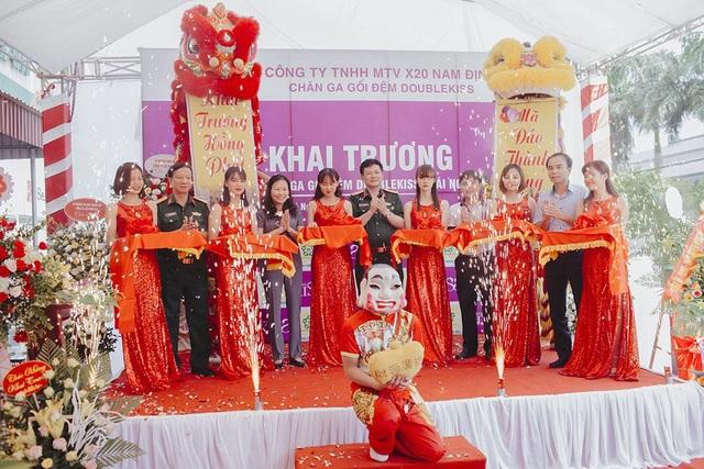Lễ khai trương Showroom Double Kiss tại Thái Nguyên