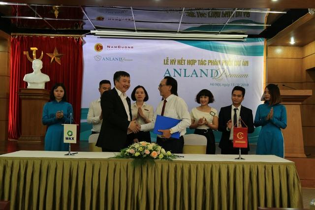 Ký kết hợp đồng đại lý phân phối dự án Anland Premium - 2