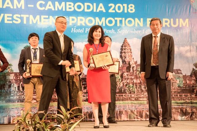 BenThanh Tourist đạt giải Top 10 Doanh nghiệp tiêu biểu Asia - 2