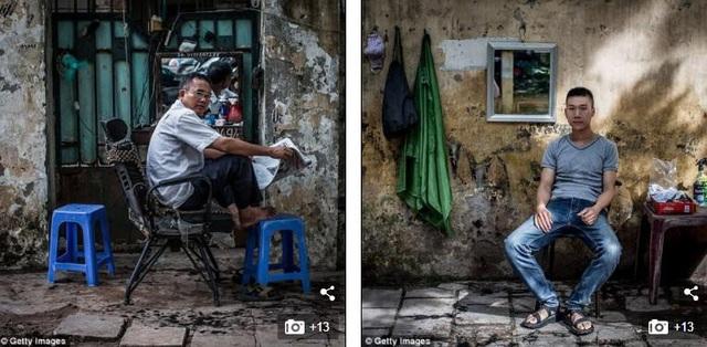 Những cái nhìn thoáng qua về tiệm hớt tóc trên khắp thế giới - 3