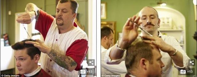 Những cái nhìn thoáng qua về tiệm hớt tóc trên khắp thế giới - 7