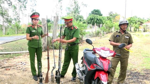 Trong thời gian đến huyện Sông Hinh sẽ tiếp tục vận động người dân giao nộp súng tự chế