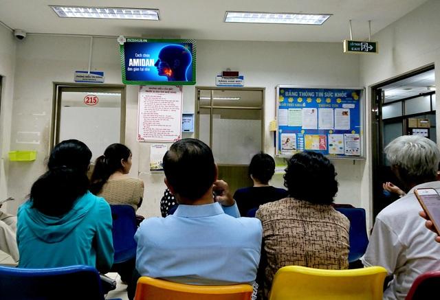 Hàng loạt bệnh viện cung cấp wifi miễn phí cho bệnh nhân chờ khám - 1