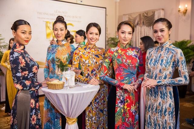 Hoa hậu Áo khoe trang phục truyền thống - 2