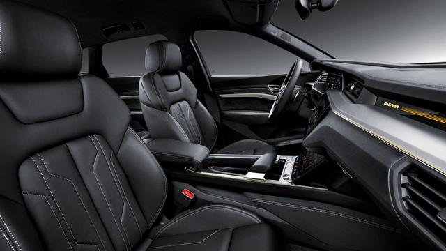 Audi e-tron SUV khuấy động phân khúc xe sang chạy điện - 12