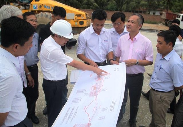 Hầm đường bộ qua đèo Cù Mông trên quốc lộ 1 đoạn giao 2 tỉnh Bình Định và Phú Yên sẽ hoạt động trong tháng 1/2019.