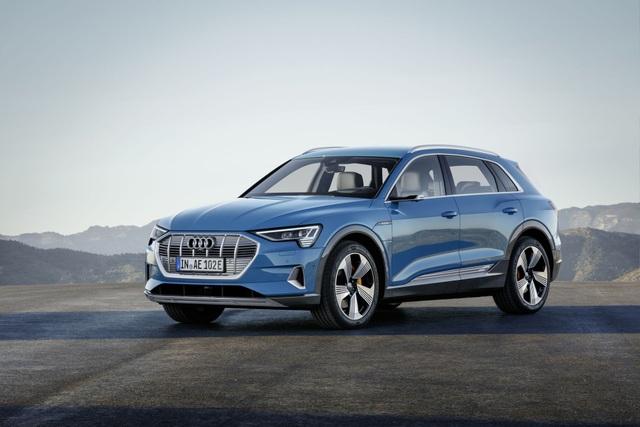 Audi e-tron SUV khuấy động phân khúc xe sang chạy điện - 6