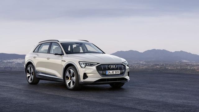 Audi e-tron SUV khuấy động phân khúc xe sang chạy điện - 3