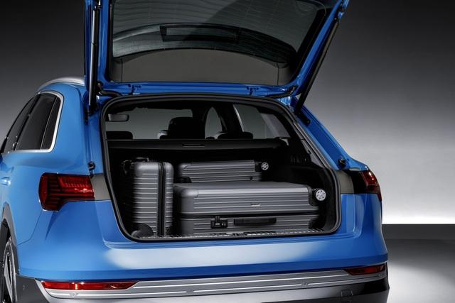 Audi e-tron SUV khuấy động phân khúc xe sang chạy điện - 10