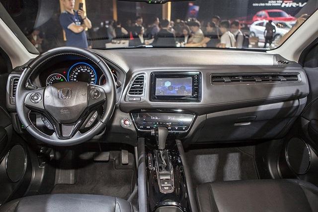 Đắt hơn các đối thủ cả trăm triệu đồng, Honda HR-V có gì? - 5