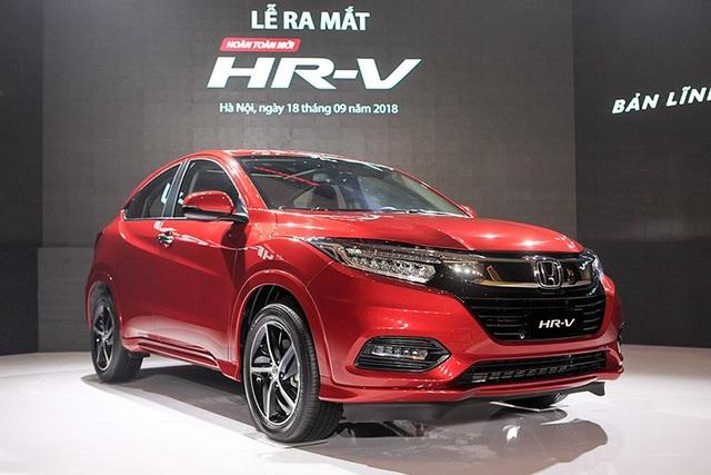 Đắt hơn các đối thủ cả trăm triệu đồng, Honda HR-V có gì? - 1