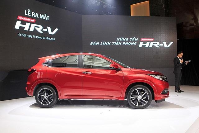 Đắt hơn các đối thủ cả trăm triệu đồng, Honda HR-V có gì? - 2