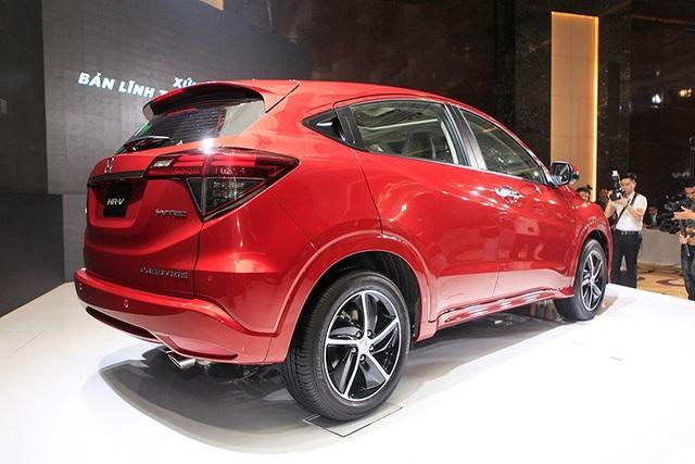 Đắt hơn các đối thủ cả trăm triệu đồng, Honda HR-V có gì? - 4
