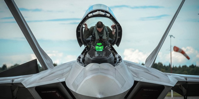 (Ảnh minh họa: Không quân Mỹ)
