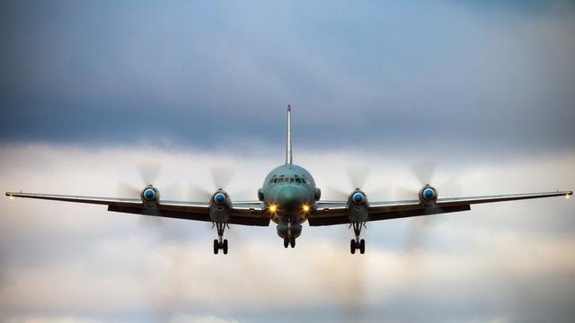 Máy bay trinh sát Il-20 của Nga (Ảnh: AFP)