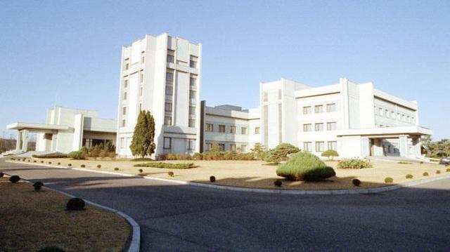 Nhà khách Paekhwawon của Triều Tiên (Ảnh: Yonhap)