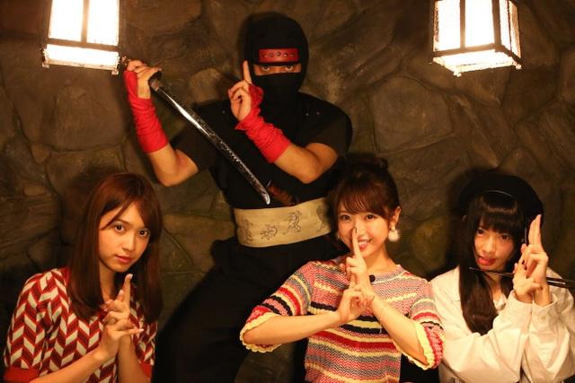 """Trải nghiệm ẩm thực độc đáo tại nhà hàng """"ninja"""" của Nhật Bản - 3"""
