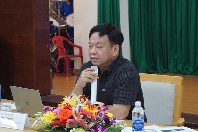 Chánh Văn phòng Ủy ban Sông Mê Công Việt Nam Lê Đức Trung cho biết sẽ có báo cáo chi tiết hơn liên quan đến dự án thủy điện Pắc Lay để tiếp tục tham vấn