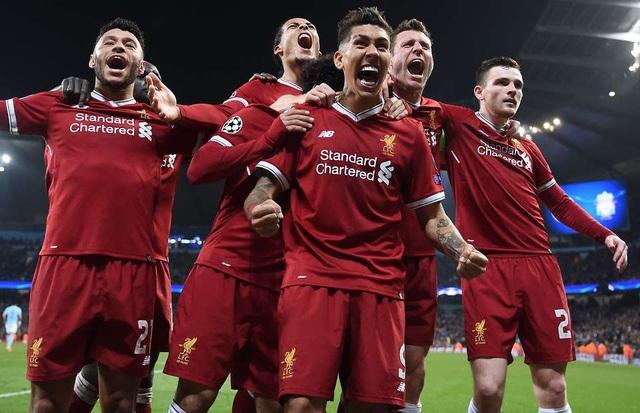 Liverpool đứng trước cơ hội lớn để vô địch Champions League và Premier League