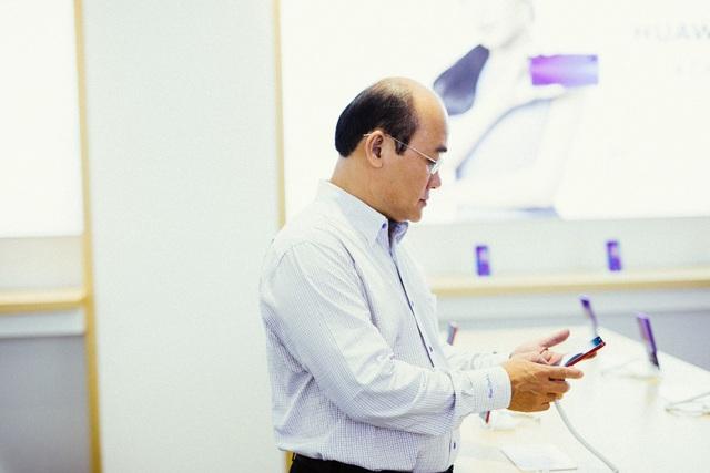 Huawei đặt mục tiêu là một trong hai hãng di động lớn nhất tại Việt Nam - 2