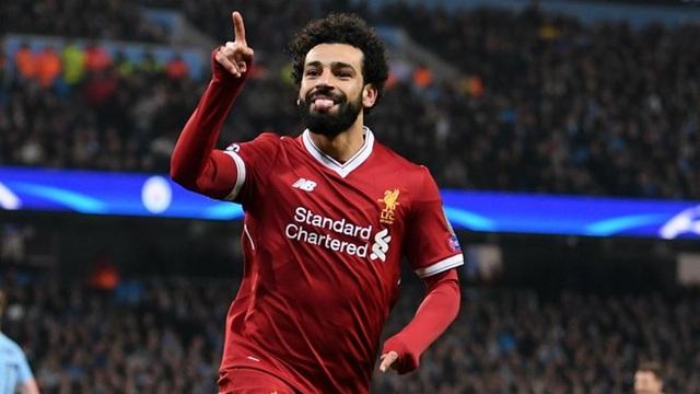 Mohamed Salah là nhân tố chủ chốt của hàng công Liverpool