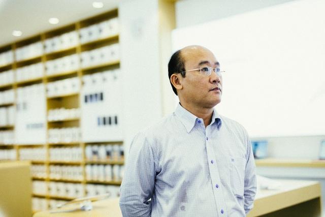 Ông Hoàng tự tin sản phẩm Huawei đủ tốt để chinh phục thị trường Việt