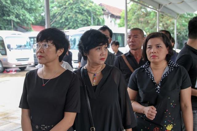 MC Thảo Vân, NSƯT Minh Hằng, NSƯT Công Lý.