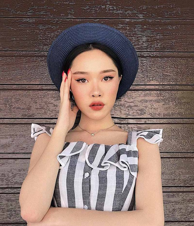 Thiếu nữ Việt xinh đẹp bị nhầm là... con lai - 7