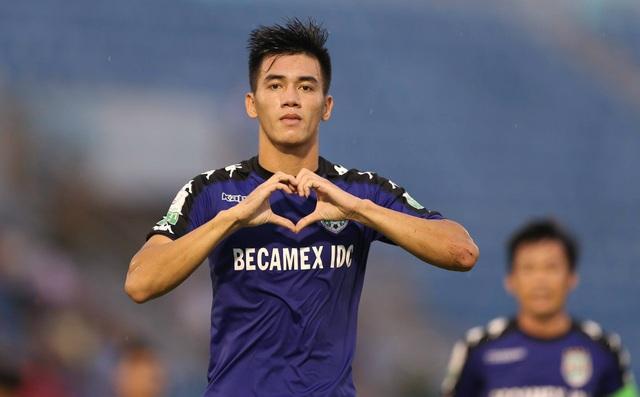 Tiến Linh là tiền đạo trẻ sáng giá của bóng đá Việt Nam