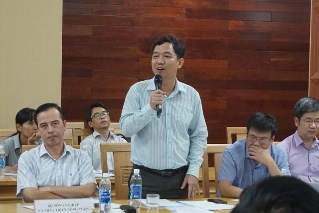 PGS.TS Trần Bá Hoằng đề nghị đánh giá lại hệ thống cửa xả bùn cát của dự án thủy điện Pắc Lay