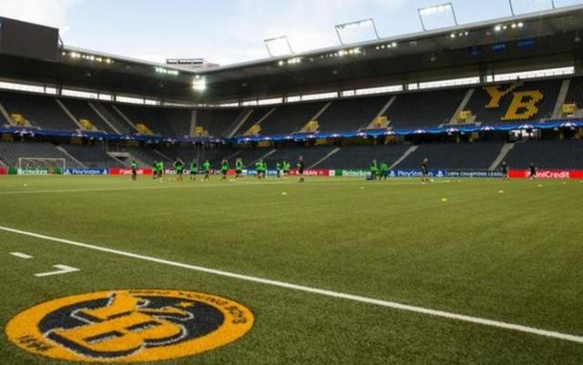 Sân vận động của Young Boys