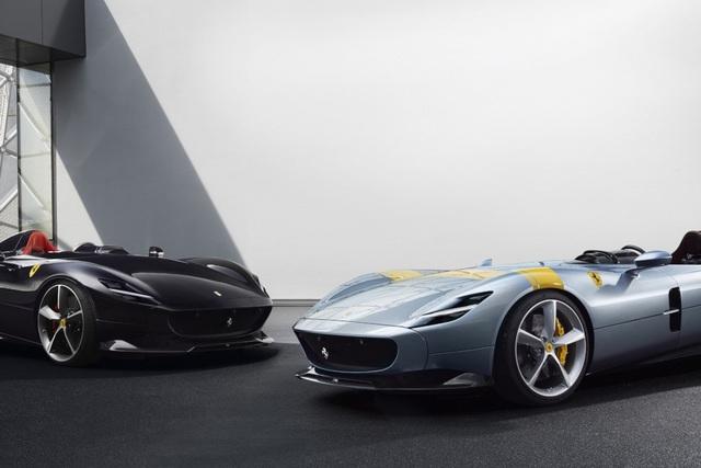 "Monza SP1 và Monza SP2 - ""Bùa ngải"" mới của Ferrari - 9"