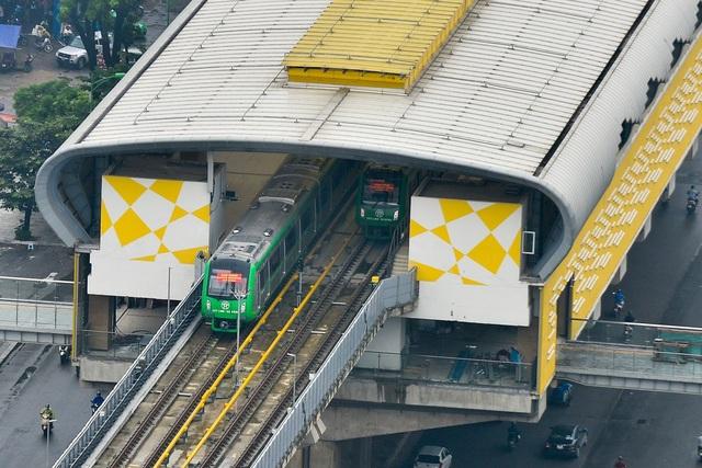 Mới đây, TP Hà Nội đã cử hơn 600 nhân sự đi đào tạo để vận hành tuyến đường sắt đô thị này.