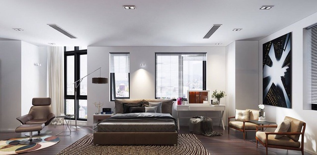 Khách hàng mua căn hộ tại Comatce Tower cũng cảm thấy hài lòng vì tìm được căn hộ như mong muốn, không gian sống phù hợp.