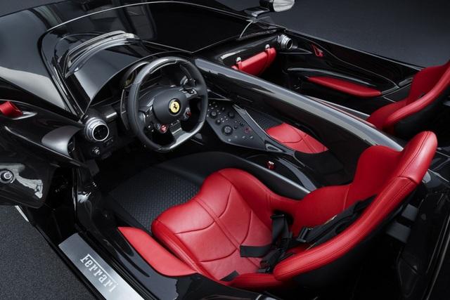 "Monza SP1 và Monza SP2 - ""Bùa ngải"" mới của Ferrari - 12"