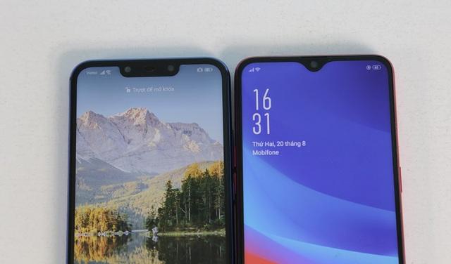 Huawei Nova 3i và Oppo F9: Đọ cấu hình và tính năng - 3