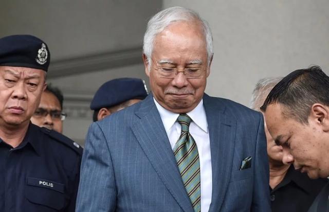 Cựu Thủ tướng Malaysia Najib Razak (Ảnh: AFP)