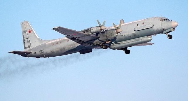 Máy bay Il-20 (Ảnh minh họa: Wikipedia)