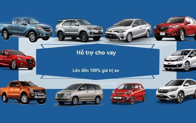 Các ngân hàng cũng đưa ra nhiều gói sản phẩm cho vay mua ô tô