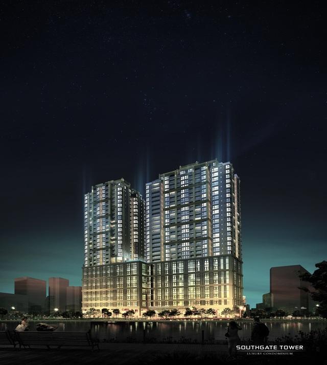 Điểm nhấn kiến trúc - yếu tố quyết định đến tiềm năng cho thuê của căn hộ officetel - 1