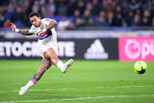 """Memphis Depay đã """"hồi sinh"""" kể từ khi rời Man Utd đến Lyon"""