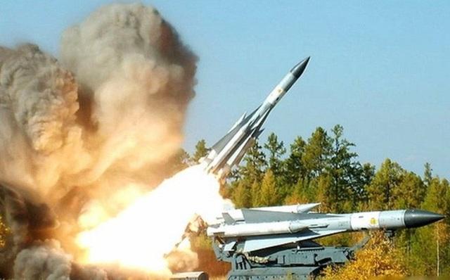 S-200 là một trong những hệ thống phòng không được biên chế trong quân đội Syria. (Ảnh: National Interest)