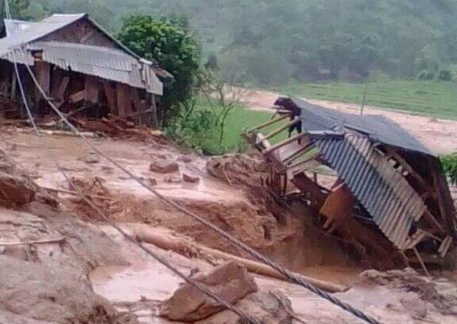 Huyện Mường Lát Bị Mất Thông Tin Liên Lạc Suốt 5 Ngày Trong Đợt Mưa Lũ