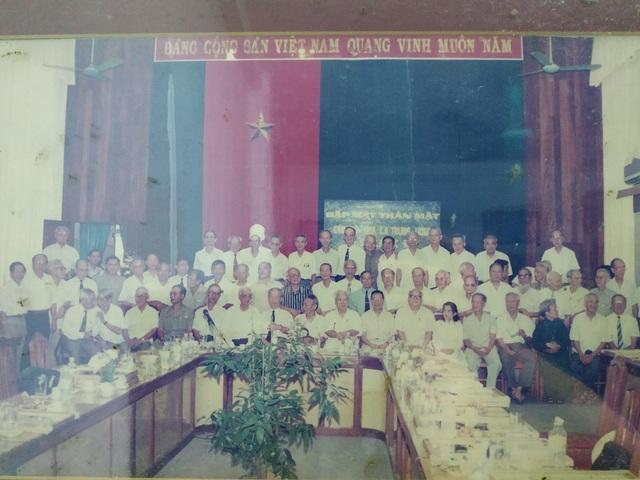 Ông Phạm Quang Đốc và bức ảnh ngày 2-9 lịch sử